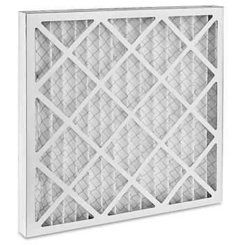 "Pleated Air Filters - 20 x 20 x 2"", MERV 8 S-22961"