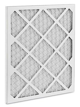 "Pleated Air Filters - 16 x 20 x 1"", MERV 8 S-22965"
