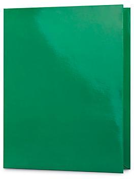 Presentation Folders - Green S-23023G