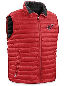 NFL Vest - Arizona Cardinals, XL S-23078ARZ-X