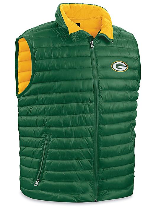 NFL Vest - Green Bay Packers, XL S-23078GRE-X