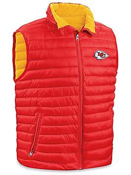 NFL Vest - Kansas City Chiefs, Medium S-23078KAN-M