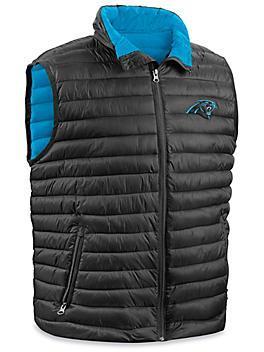NFL Vest - Carolina Panthers, Large S-23078NCP-L
