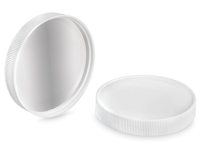 Induction Seal Caps - 89/400, White S-23109