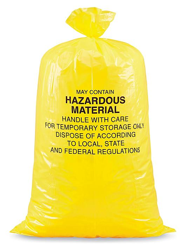 Sorbent Disposal Bags - 55 Gallon S-23206