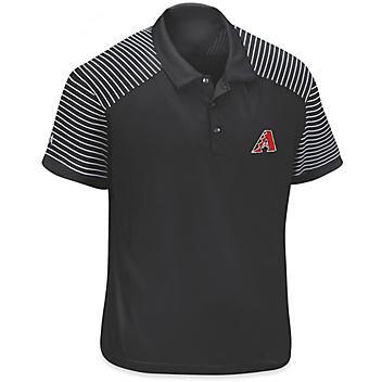 MLB Polo Shirt - Arizona Diamondbacks, 2XL S-23252ARZ2X