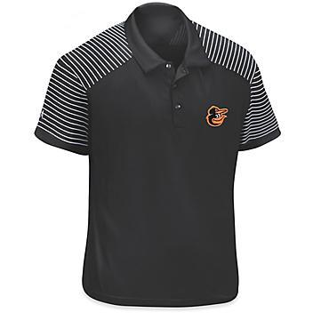 MLB Polo Shirt - Baltimore Orioles, 2XL S-23252BAL2X