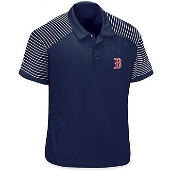 MLB Polo Shirt - Boston Red Sox, Large S-23252BOS-L