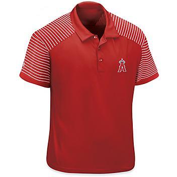 MLB Polo Shirt - Los Angeles Angels, Large S-23252CAL-L