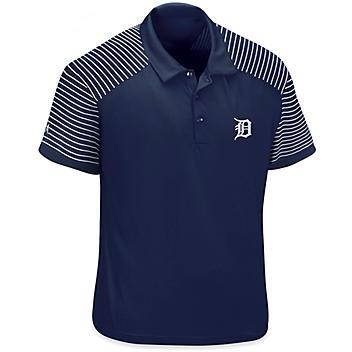 MLB Polo Shirt - Detroit Tigers, XL S-23252DET-X