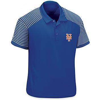 MLB Polo Shirt - New York Mets, 2XL S-23252NYM2X