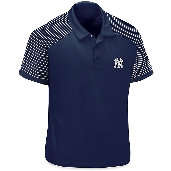 MLB Polo Shirt - New York Yankees, Large S-23252NYY-L