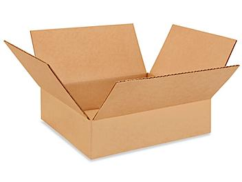 """12 x 12 x 3"""" Lightweight 32 ECT Corrugated Boxes S-23290"""
