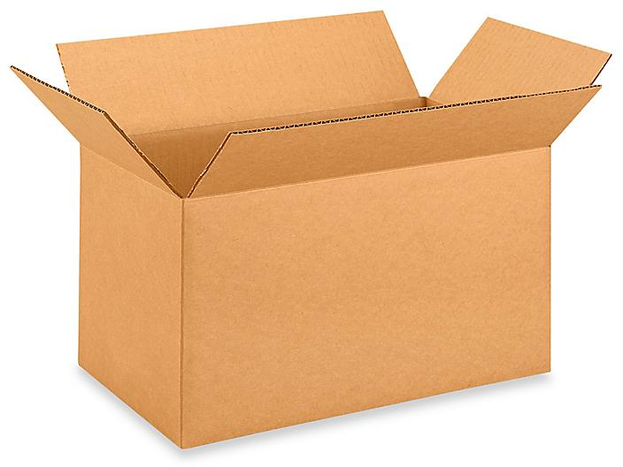 """14 x 6 x 8"""" Lightweight 32 ECT Corrugated Boxes S-23292"""