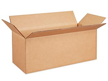 """24 x 10 x 10"""" 275 lb Double Wall Corrugated Boxes S-23294"""