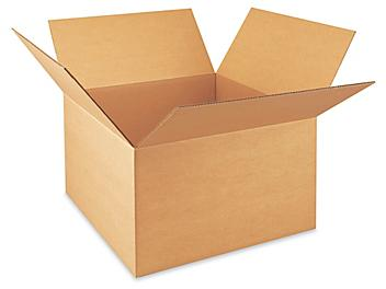 """24 x 24 x 14"""" 275 lb Double Wall Corrugated Boxes S-23295"""