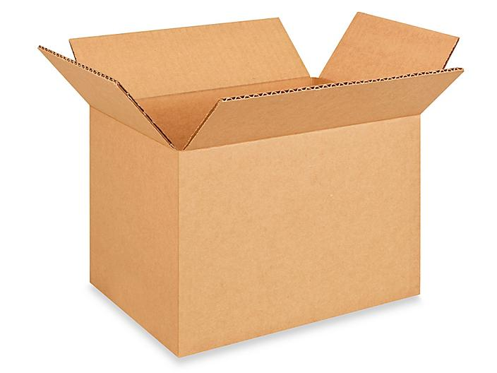 """10 x 7 x 7"""" Lightweight 32 ECT Corrugated Boxes S-23304"""