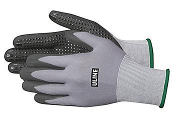Uline CoolFlex™ Ultra Micro-Foam Nitrile Coated Gloves - Medium S-23340-M