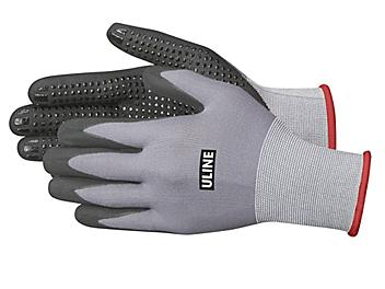 Uline CoolFlex™ Ultra Micro-Foam Nitrile Coated Gloves - Small S-23340-S