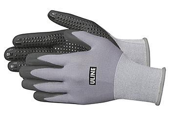 Uline CoolFlex™ Ultra Micro-Foam Nitrile Coated Gloves - XL S-23340-X