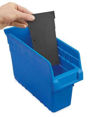 Dividers for Shelf Bins  - 4 x 8