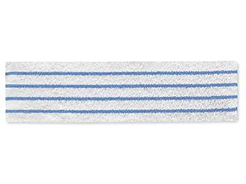 "Rubbermaid® HYGEN™ Disposable Microfiber Mop Pad - 19"" S-23382"