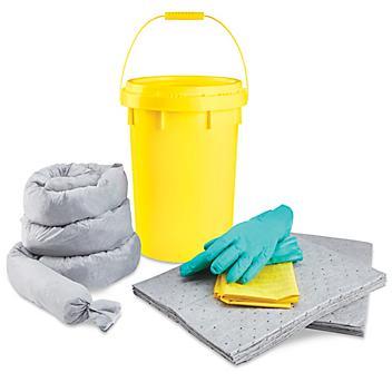 Universal Bucket Spill Kit - 6.5 Gallon S-23399