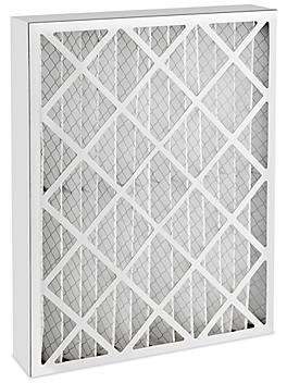 "Pleated Air Filters - 20 x 25 x 4"", MERV 8 S-23437"