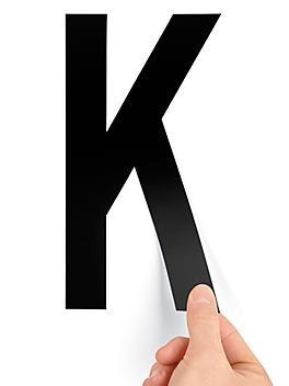 "8"" Single Letter Die-Cut Labels - ""K"" S-23449-K"