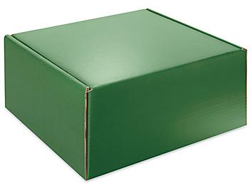 """Colored Mailers - 12 x 12 x 6"""", Green S-23464G"""