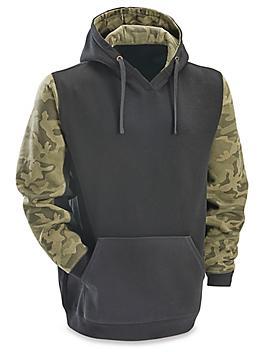 Venado™ Camo Hoodie - Black, XL S-23523BL-X