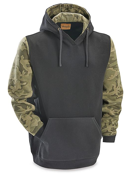 Venado™ Camo Hoodie - Black, 2XL S-23523BL2X