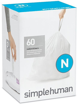 simplehuman® Trash Liners - Code N S-23527
