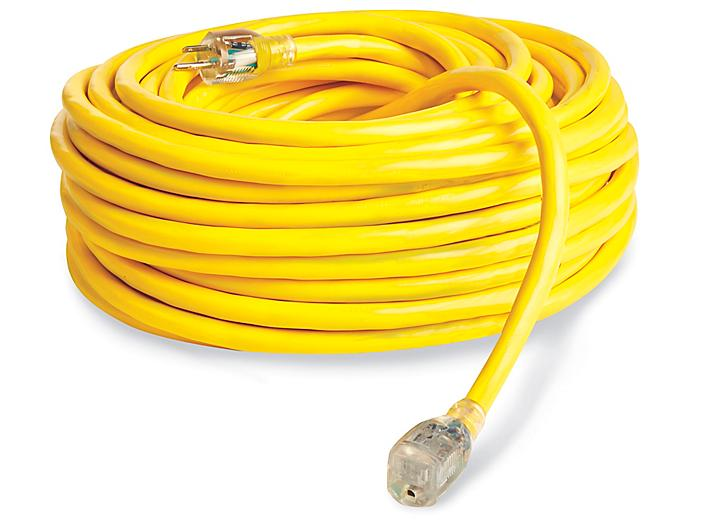 Heavy Duty Extension Cord - 100', 15 Amp S-23548