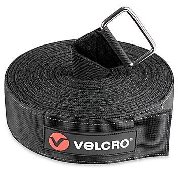 "Jumbo Velcro® Brand Strap - Heavy Duty, 2"" x 23', Black S-23595"