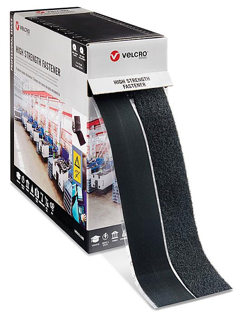 "Velcro<sup>&reg;</sup> Brand High Strength Combo Strips Bulk Pack - 2"" x 75'"
