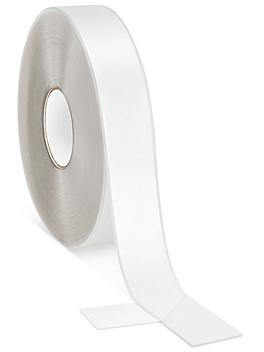 """Mighty Line® Clear Deluxe Safety Tape - 2"""" x 100' S-23649"""