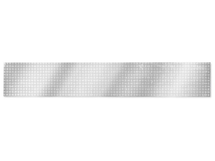 """Uline Reflective Conspicuity Tape Strips - 2 x 12"""", White S-23667"""