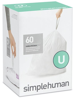 simplehuman® Trash Liners - Code U S-23690