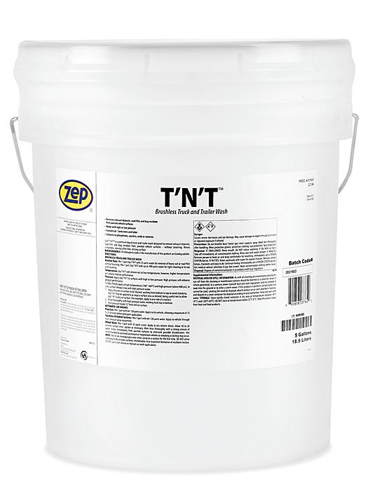 Zep® Truck and Trailer Wash - 5 Gallon S-23737