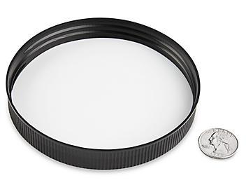Polypropylene Caps Bulk Pack - 120/400, Black S-23752B