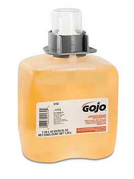 GOJO® Antibacterial Foaming Soap Refill Bottle - 1,250 mL S-23808