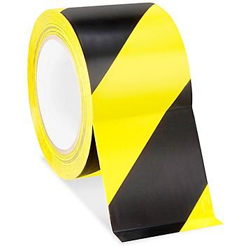 "Uline Industrial Vinyl Safety Tape - 3"" x 36 yds"