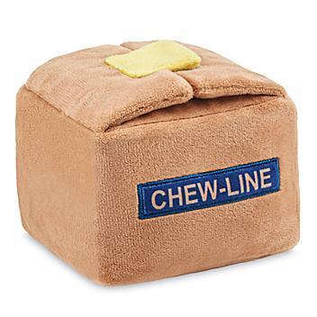 """Uline Dog Toy - """"Chew-Line"""" Box S-23931"""