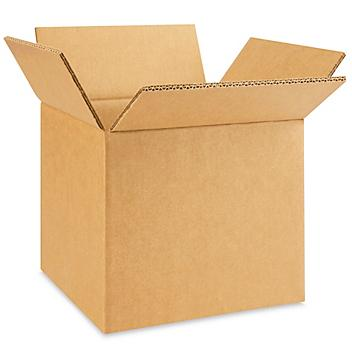 """10 x 8 x 8"""" 275 lb Double Wall Corrugated Boxes S-23958"""