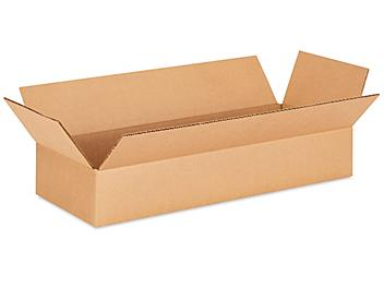 """20 x 8 x 3"""" Long Corrugated Boxes S-23983"""