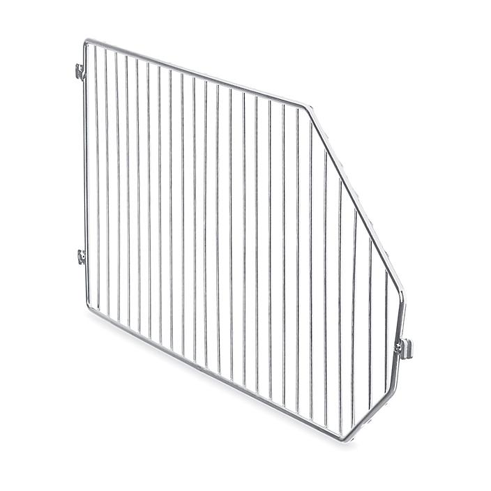 """Dividers for Wire Mesh Bins - 15 x 7"""" S-24001D"""
