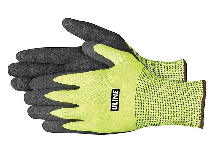 Uline Durarmor<sup>&trade;</sup> Max Cut Resistant Gloves