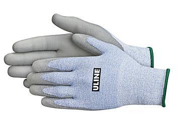 Uline Diamond Flex Cut Resistant Gloves - Medium S-24007-M