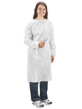 Uline Isolation Gowns